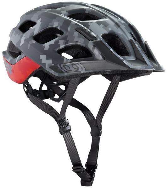 IXS Trail XC MTB Helm Grau Silber XS