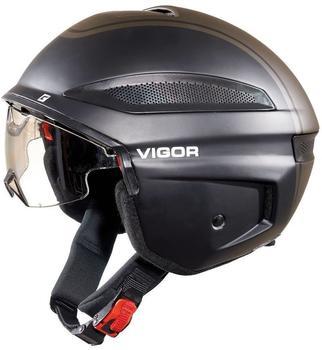 Cratoni Vigor E-Bike Fahrradhelm schwarz