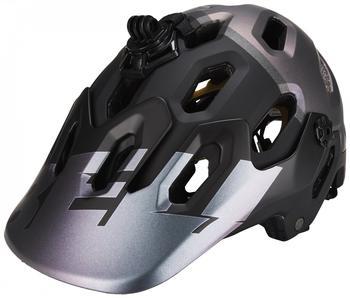 Bell Helme Bell Super 3 Mips schwarz 55-59 cm