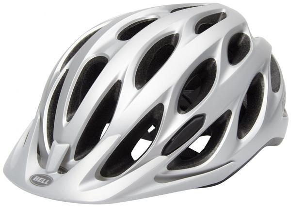 Bell Tracker Helm grau
