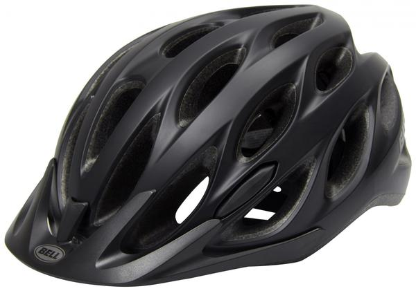 Bell Tracker Helm schwarz