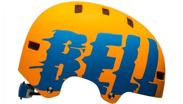 Bell Span Fahrradhelm orange