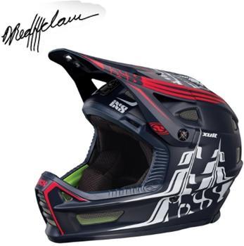 IXS Xult 60-62cm black/red 2017