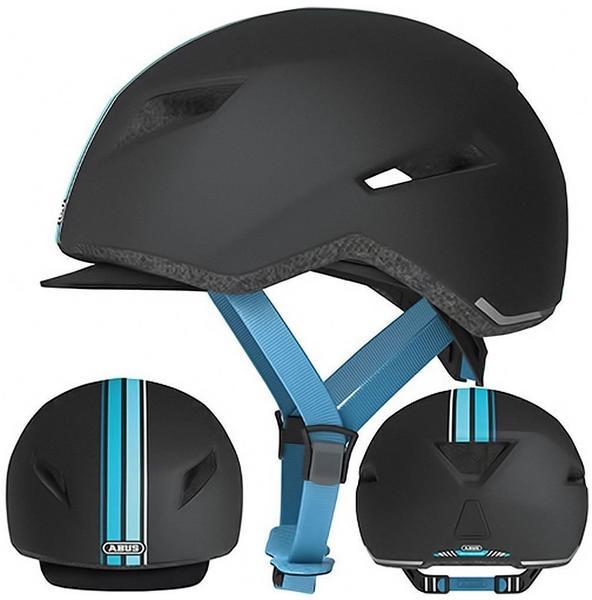 ABUS YADD-I black-blue