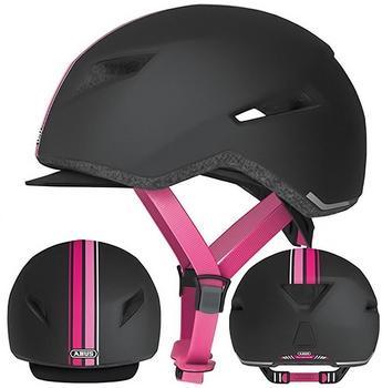 ABUS YADD-I black-pink