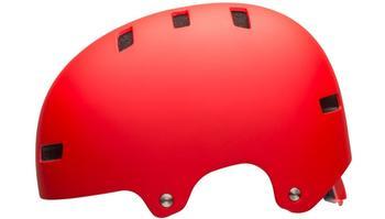 Bell Span Fahrradhelm red