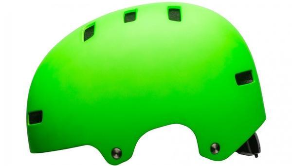 Bell Span Fahrradhelm grün