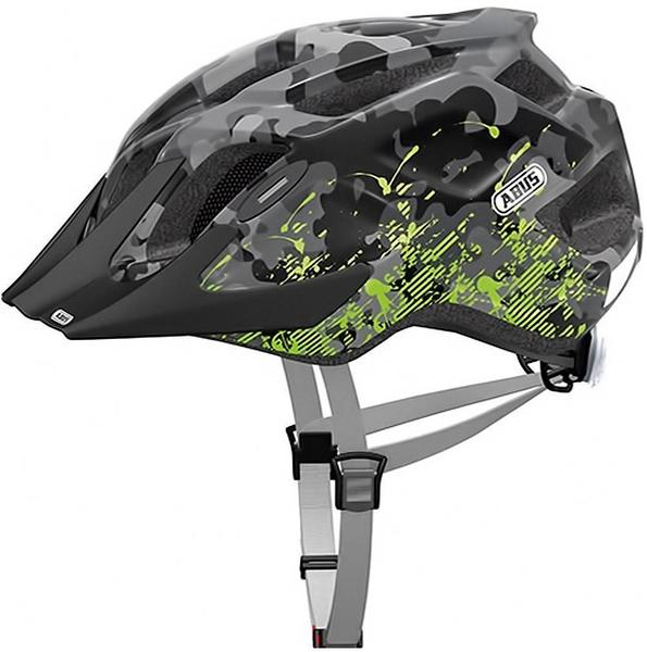 ABUS MountX grey camouflage