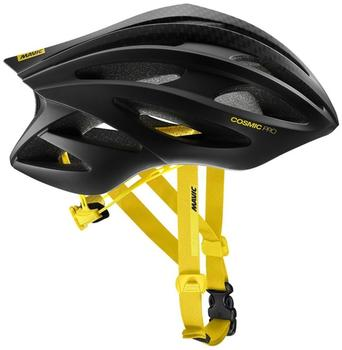 Mavic Cosmic Pro Helmet Men black/yellow 54-59 cm 2017 Rennradhelme