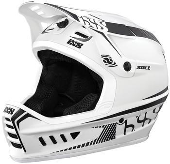 IXS Xact Helm - white/black S/M