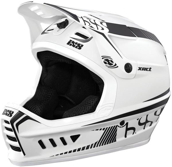 IXS Xact weiß-schwarz
