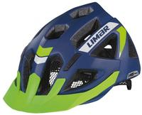 Limar Fahrradhelm Limar X-Ride Reflective matt-blau Gr.L (57-61cm)