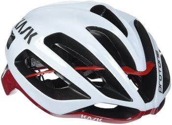 kask-protone-helm-white-red-l-59-62cm