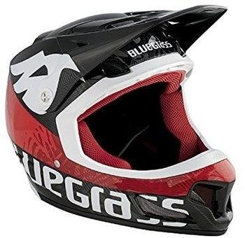 Bluegrass Brave black-red glossy
