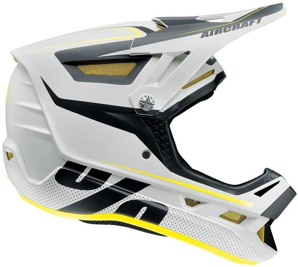 100% Aircraft Mips Fullface Helm - Primer XL