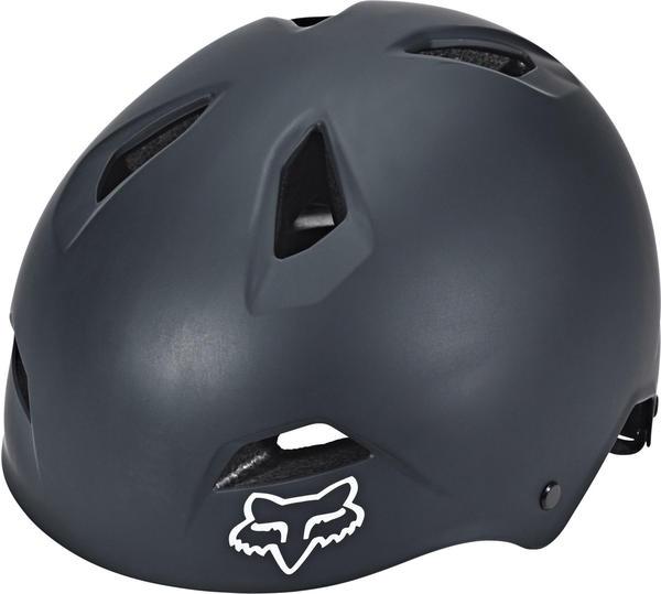 Fox Flight Sport Helm Black L|59-61cm 2017 Fahrradhelme schwarz L