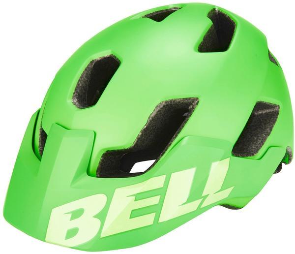 Bell Helme Stoker 55-59 cm grün 2017