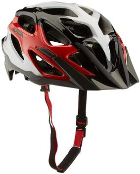alpina-mythos-30-fahrradhelm-black-white-red-57-62