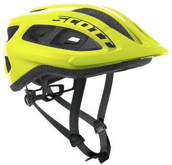 scott-supra-fahrradhelm-gelb-einheitsgroesse
