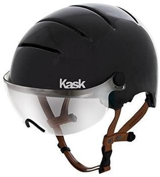 Kask Lifestyle Helmet onice 59-62cm 2017 Fahrradhelme schwarz 59-62cm