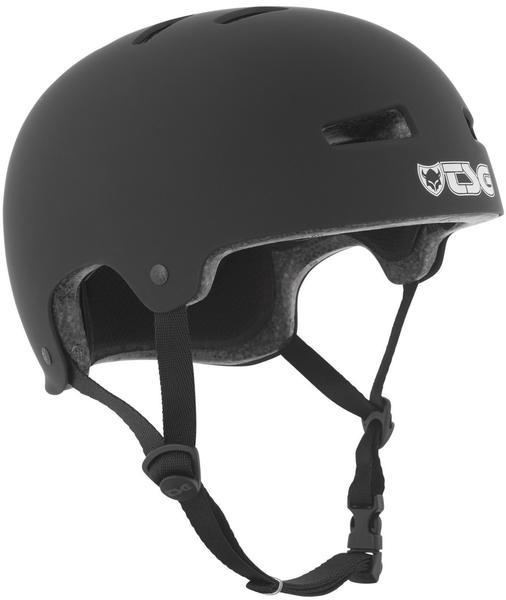 TSG Evolution Solid Color 54-56 cm satin black 2019