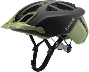 bolle-the-one-mtb-helmet-black-khaki-58-62-cm-schwarz