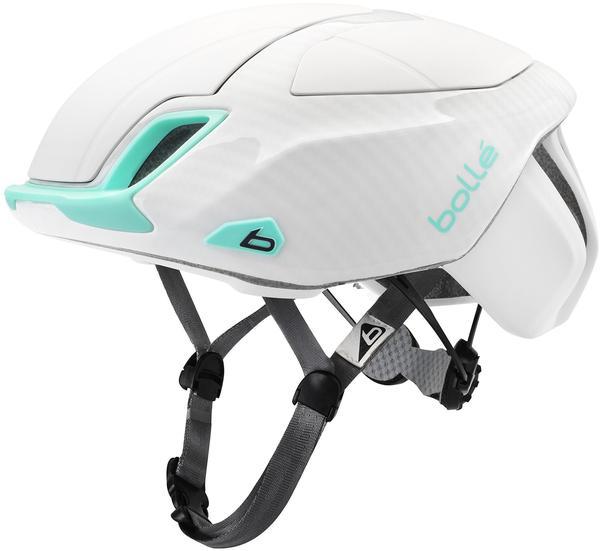 Bollé The One Road Premium white/mint 58-62 cm 2017 Trekking & City Helme