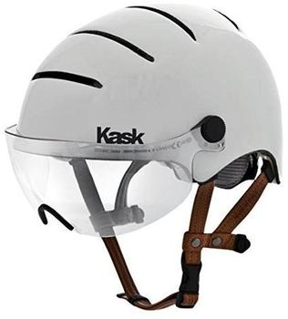 KASK Lifestyle 59-62 cm inkl. Visier avorio weiß 2017