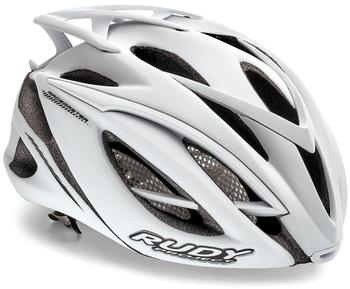 Rudy Project Racemaster Helmet white stealth