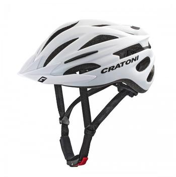 Cratoni Pacer L-XL (58-62 cm) white matt 2017