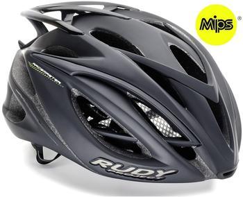 rudy-project-racemaster-mips-helmet-black-stealth-matte-59-61-cm-rennradhelme