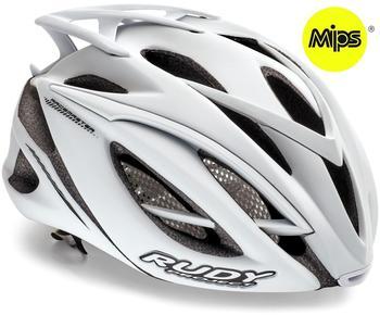 rudy-project-racemaster-mips-helmet-white-stealth-matte-59-61-cm-rennradhelme