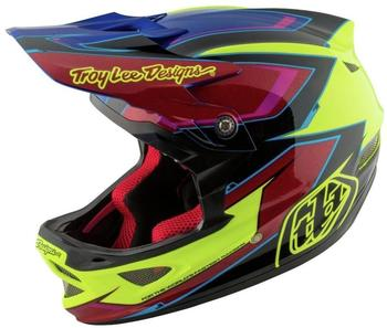 troy-lee-designs-d3-cadence-yellow-red-s-54-55cm-downhill-helme