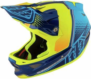 troy-lee-designs-d3-starburst-yellow-l-58-59cm-downhill-helme