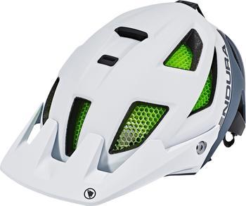 Endura MT500 Helm weiß
