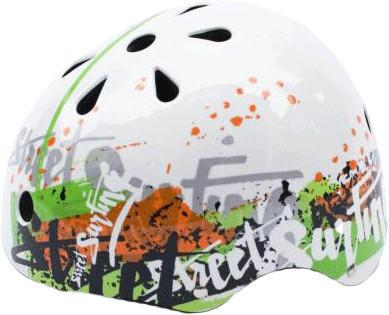 Street Surfing Graffiti Helm