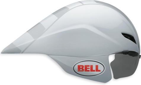 Bell Javelin weiß-silber