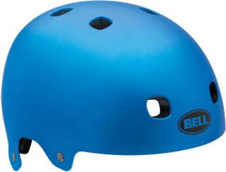 Bell Segment blau