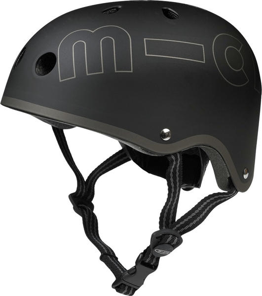 Micro Mobility Safety Helmet Black