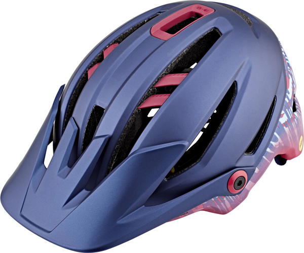 Bell Sixer Mips blue-pink