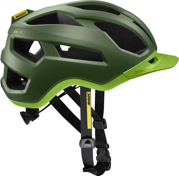 Mavic XA PRO green