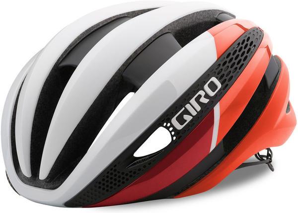 Giro Synthe white-red