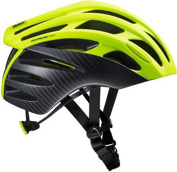 Mavic Ksyrium Pro safety yellow - black