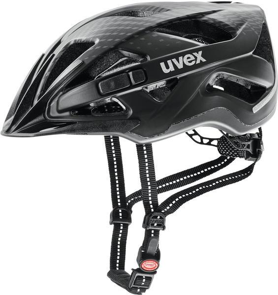 Uvex City Active black mat