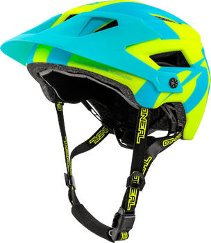 O'Neal Defender 2.0 Helmet silver-neon