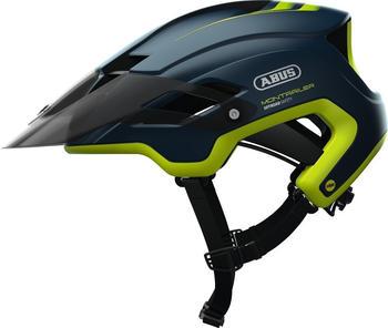 ABUS Montrailer MIPS blue-green