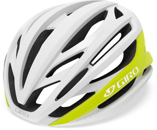 Giro Syntax matte citron-white