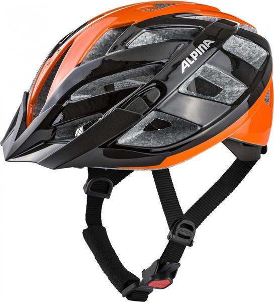 Alpina Panoma 2.0 black-orange