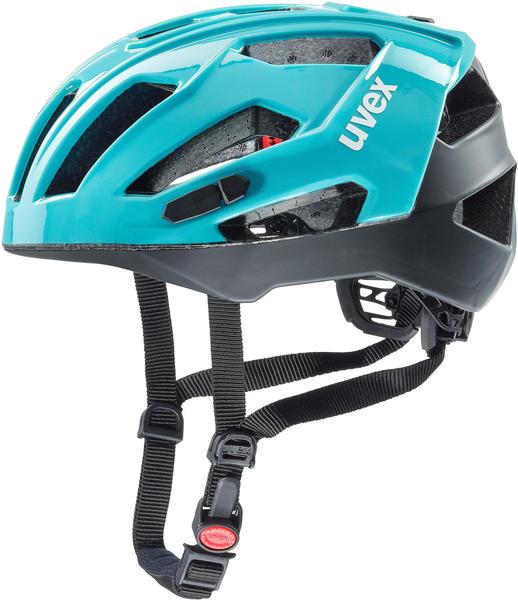 Uvex Quatro XC blue-black