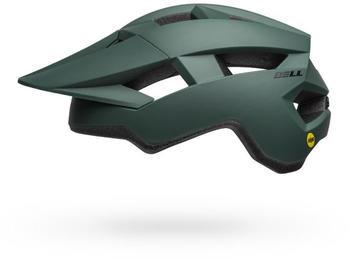 Bell Spark MIPS matt dark green-black